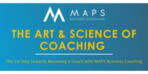 The Art And Science of Coaching - February 2020 - Ellicott City, MD