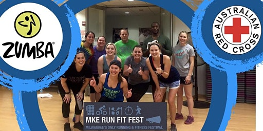 Zumba for Australia! - MKE Run Fit Fest