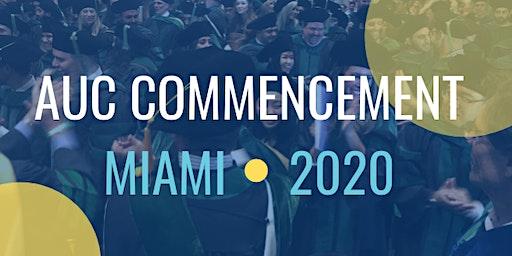 2020 AUC Commencement Ceremony