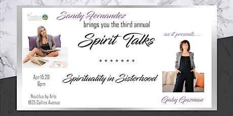 Finding Spirituality through Sisterhood tickets