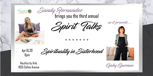 Finding Spirituality through Sisterhood