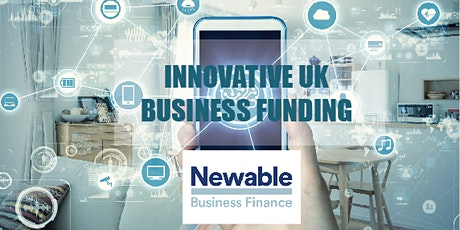 TALK SHOW ON BUSINESS FUNDING BY NEWABLE UK tickets