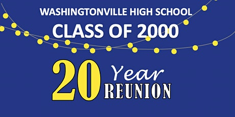 WHS Class of 2000 - 20 Year Reunion! tickets