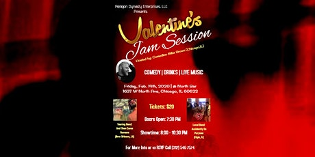 Valentine's Jam Session tickets