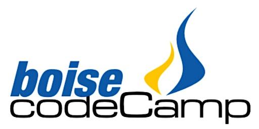 Boise Code Camp 2020