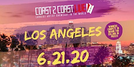 Coast 2 Coast LIVE | Los Angeles Edition 6/21/20 tickets