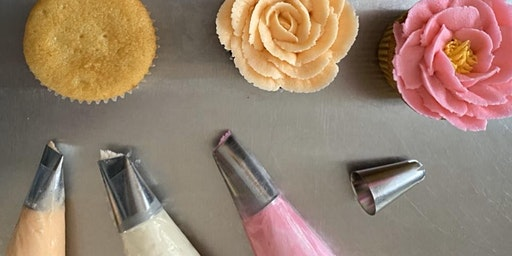 Baked Blooms Floral Cupcake Workshop