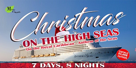 Christmas on the High Seas 2020 tickets