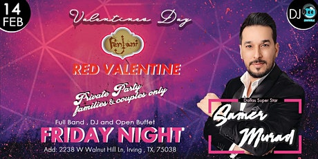 RED VALENTINE - PRIVATE PARTY  tickets
