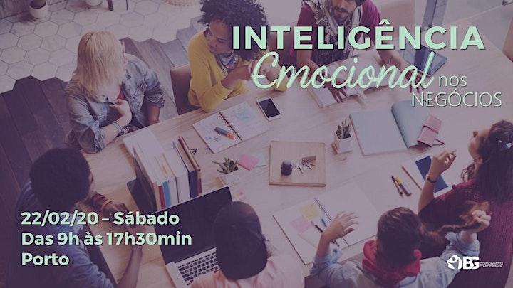 imagem Workshop: Inteligência Emocional nos Negócios