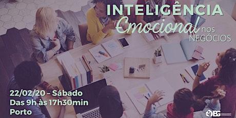 Workshop: Inteligência Emocional nos Negócios bilhetes