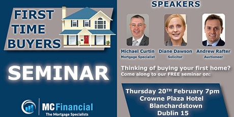 First Time Buyers Seminar | One-Stop Shop To Buyin tickets