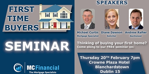 First Time Buyers Seminar | One-Stop Shop To Buyin