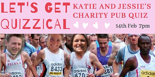 Let's Get Quizzical: Jessie and Katie's Charity Pub Quiz