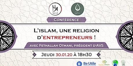 L'islam, une religion d'entrepreneurs ! billets