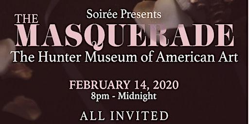 Soire'e Presents: The Masquerade