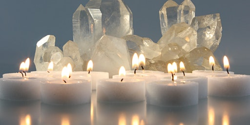 Monthly Crystal Meditation Class