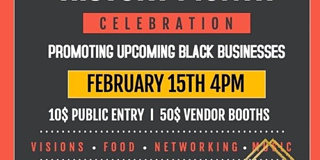 Black History Black Market Event tickets