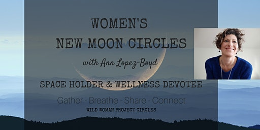 January Women's New Moon Circle