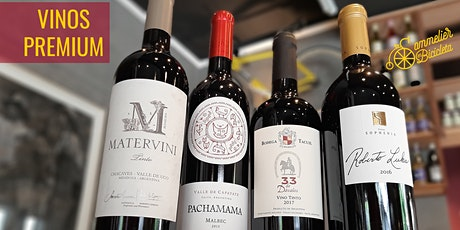 Degustación: Vinos Premium entradas