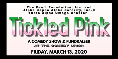 TICKLED PINK - A Comedy Show and Fundraiser tickets