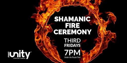 Shamanic Fire Ceremony