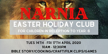 Narnia Easter Holiday Club tickets