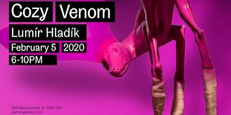Cozy Venom tickets