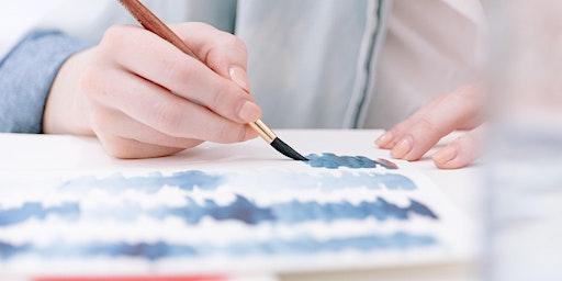 Olives & Arrows Watercolor Workshop