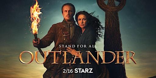 Outlander Premiere & Dance Party