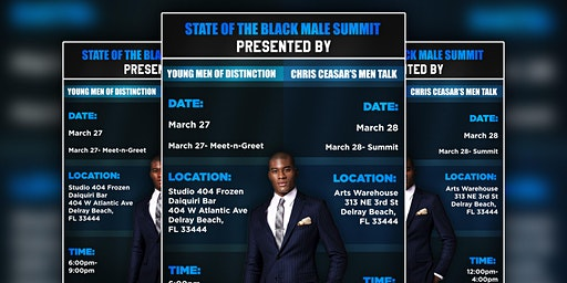 State of the Black Male Summit
