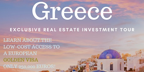 2020 Greece Real Estate Investment Tour tickets