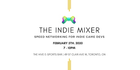 The Indie Mixer tickets