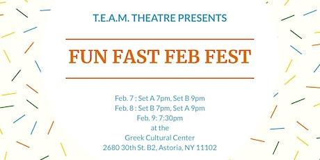 Fun Fast Feb Fest tickets