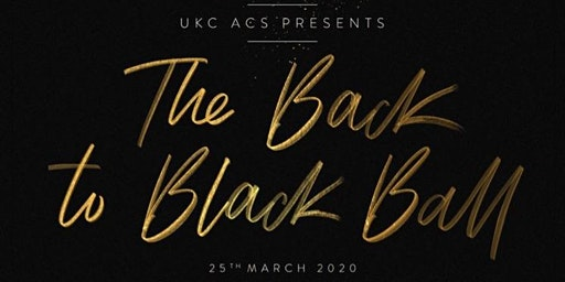 The Back to Black Ball