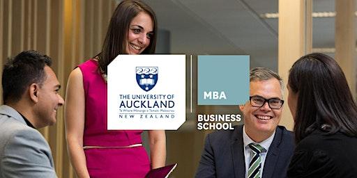 University of Auckland MBA Taster