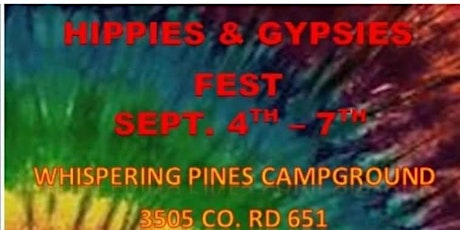 Hippies and Gypsies Fest tickets