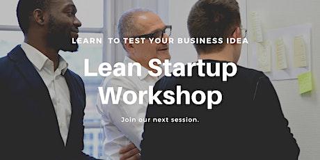 Comprendre le Lean Startup et l'appliquer sur votre projet billets