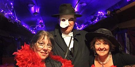 Haunted Train-Sylvania Ball tickets