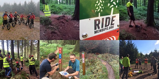 Ride Mendips Dig Day