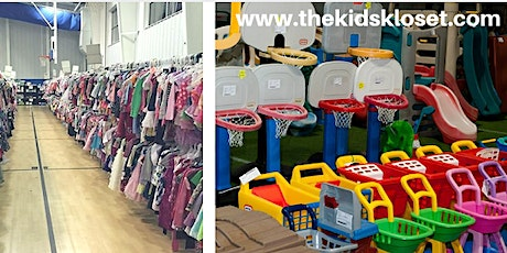 The Kids Kloset SHOP EARLY SUFFOLK Consignment Sale - April 24, 2020 tickets
