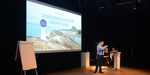 Employment Law and HR Update for Employers and HR Professionals