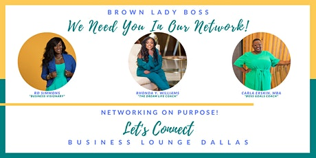 We want you in our NETWORK! tickets