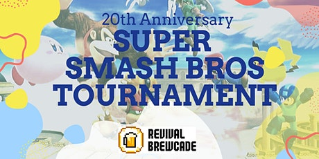 Super Smash Bros Tournament tickets