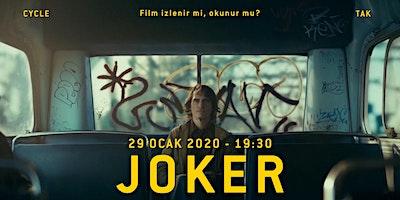 Film izlenir mi, okunur mu ?  Joker