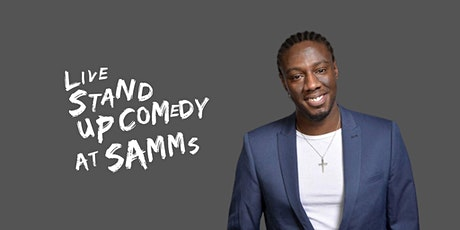 Live Stand up Comedy with Headliner Nathan Caton tickets