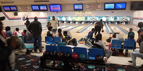 2nd Annual 100 Black Men of Philly 2020 Bowling Party Fundraiser!!! tickets