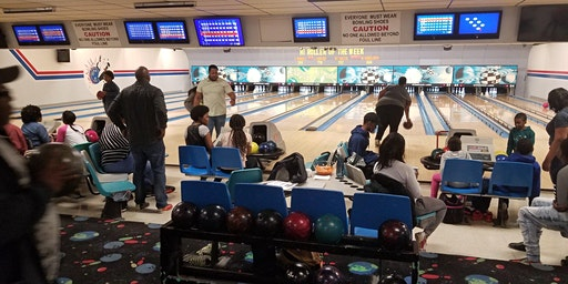 2nd Annual 100 Black Men of Philly 2020 Bowling Party Fundraiser!!!