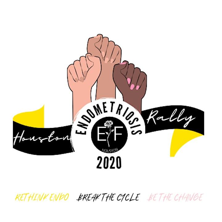 POSTPONED: Houston Endometriosis Rally 2020 image
