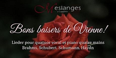 Bons baisers de Vienne! tickets
